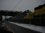 the day the 4 NS and 4 CSX GP38-2 arived on the susquehanna for Use on the Southern Division